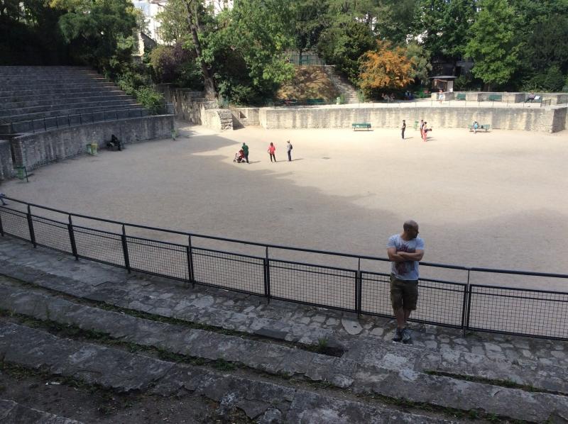 Arènes de Lutèce (Paris)