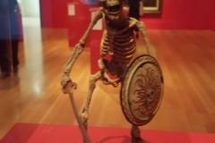 Harryhausen skeleton (From Jason and the Argonauts). Childhood ambition fulfilled!