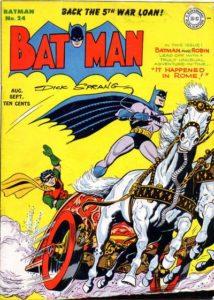 Superheroes in antiquity #classicsandcomics - Ancient Blogger